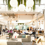 Co-working, an inspiration for effective workspaces